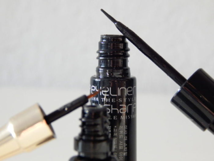 Missha The Style Liquid Sharp Eyeliner