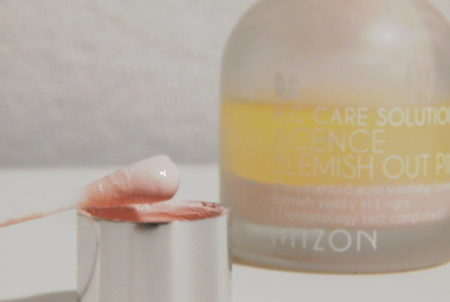 Mizon Acence Blemish Out Pink Spot
