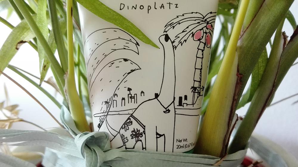 Too Cool For School Dinoplatz Cushy Blusher