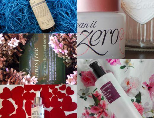 najlepsze koreańskie kosmetyki marzec 2018